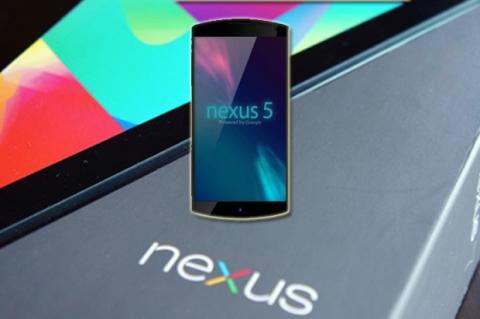 Nexus 5 características