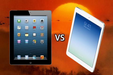 Comparativa iPad Air vs iPad 4: ¿Qué características mejora ...