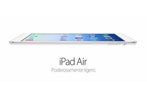 Microsoft opina que el iPad Air con iWork no es gran cosa