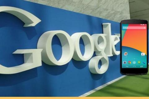 Google y Nexus 5