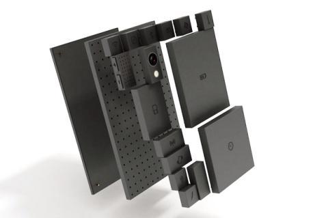Phonebloks, el smartphone que construyes tu mismo, pieza a pieza