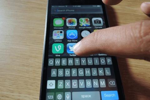 Más errores en iOS 7