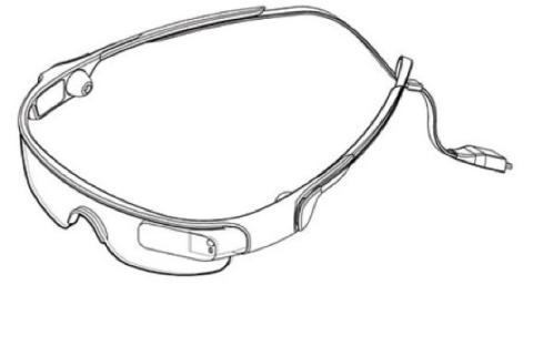 Samsung presenta patente de diseño de gafas inteligentes