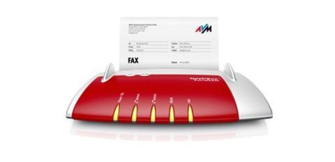 FRITZ!OS Fax
