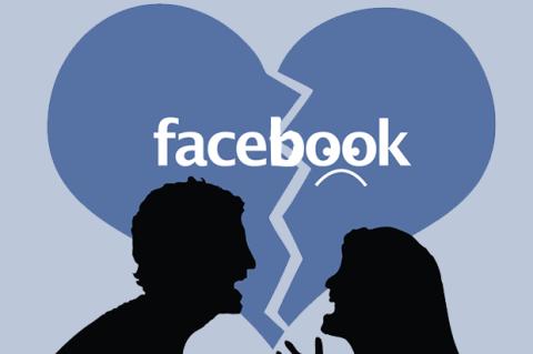 Facebook y las relaciones de pareja