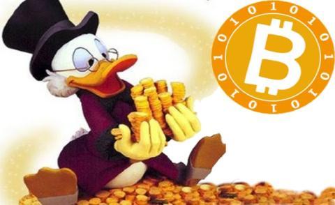 Hombre redescubre pequeña fortuna de $885.000 en bitcoins