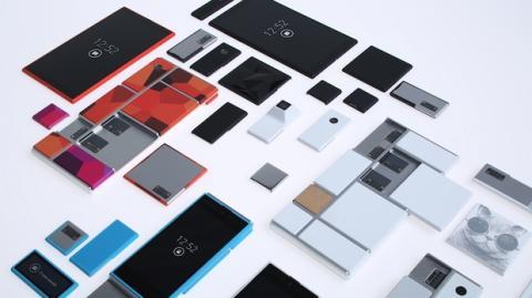 Project Ara, el smartphone por bloques de Motorola