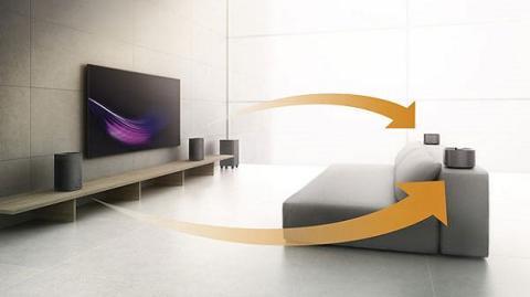 Fidelio E5, el nuevo sistema de home cinema de Philips