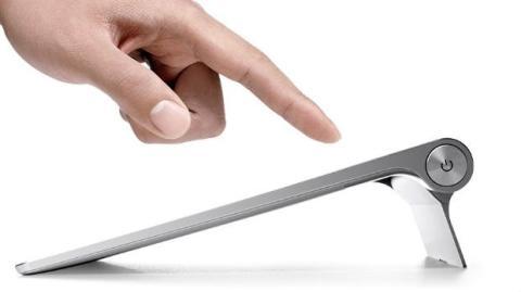 modo inclinado del lenovo yoga tablet