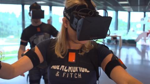 Oculus Rift, Xsens Motion Capture, Unity 3D, un trío de ases para crear mundos virtuales completos