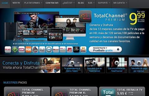 Plataformas de series online