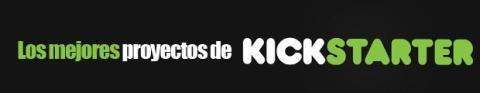 Los mejores proyectos de Kickstarter