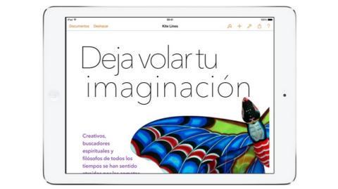 iPad Air ya a la venta en España