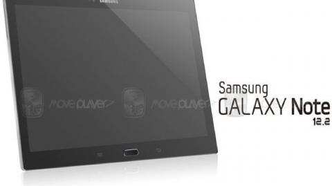 Samsung Galaxy Note 12.2