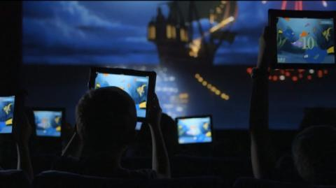 Disney estrena series primero en Internet