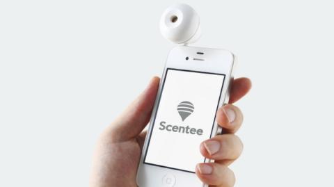 Scentee, tus avisos del móvil mediante olores