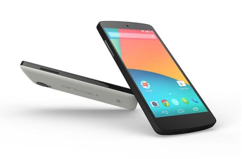 Diseño Nexus 5