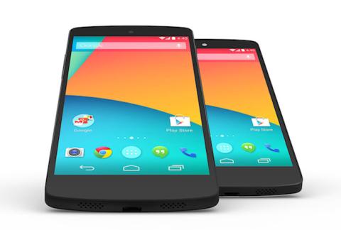 Especificaciones Nexus 5