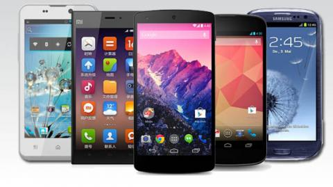 Alternativas al Nexus 5