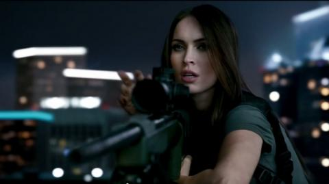 Megan Fox, estrella del trailer de acción real de Call of Duty: Ghosts