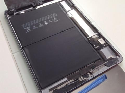 batería ipad air
