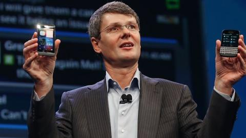 Ex- CEO de Blackberry