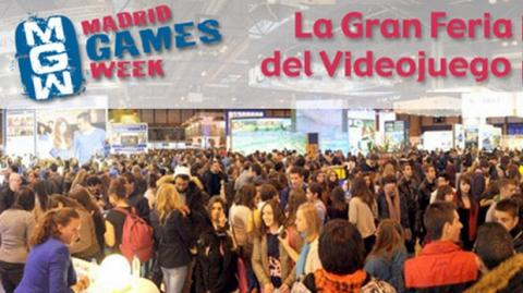 Madrid Games Week, se inaugura la Gran Feria del Videojuego