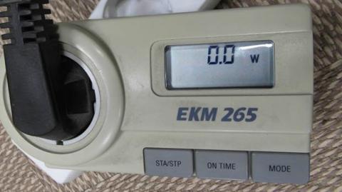 Electricidad baja consumo