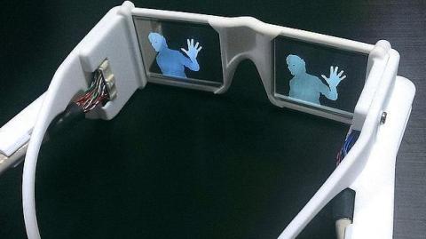 Gafas para invidentes