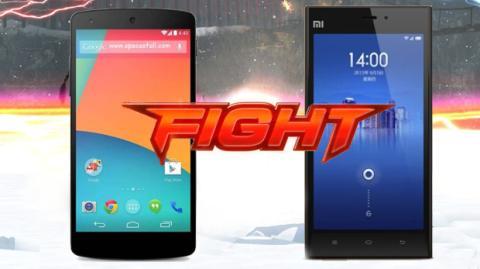 Nexus 5 o Xioami Mi3