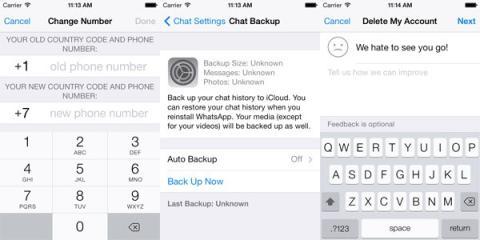 Actualización whatsapp ios 7