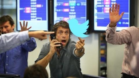 Twitter, ya en la Bolsa