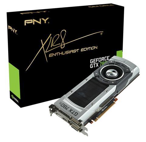 tarjeta gráfica GeForce® GTX 780 Ti PNY