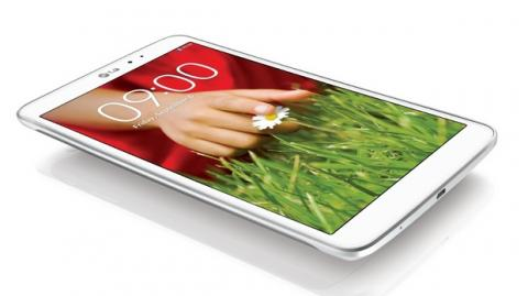 LG G Pad 8.3, la tablet de 8 pulgadas FullHD, ya a la venta en España