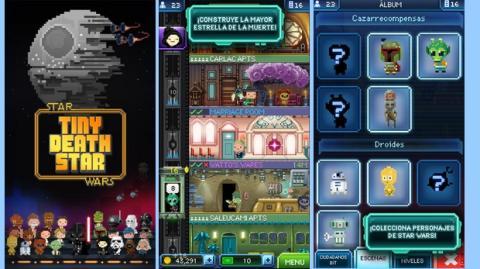 Star Wars: Tiny Death Star, el primer juego de Disney basado en Star Wars