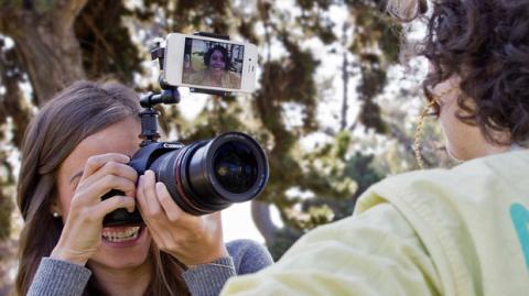 Smartphones y cámaras