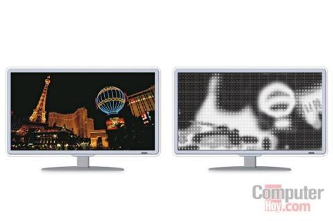 LCD Edge vs LCD FULL LED