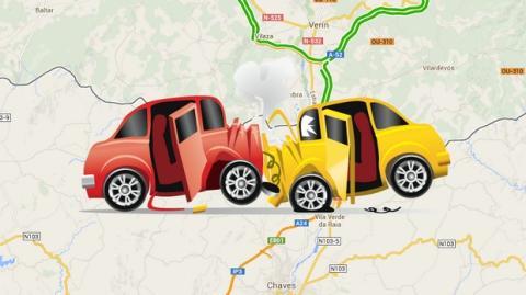 Google Maps comienza a registrar las incidencias de tráfico en España