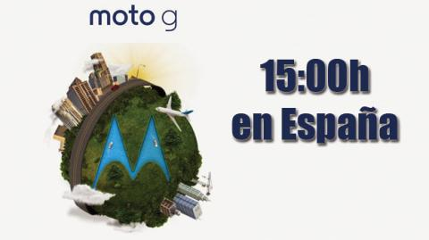 moto g en directo video