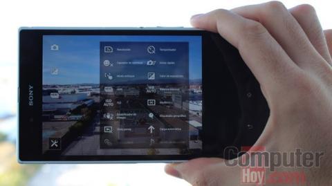 Sony Xperia Z Ultra cámara