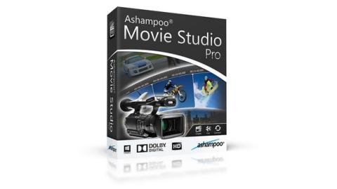 Ashampoo Movie Studio Pro, edita tus vídeos de forma sencilla, con resultados profesionales