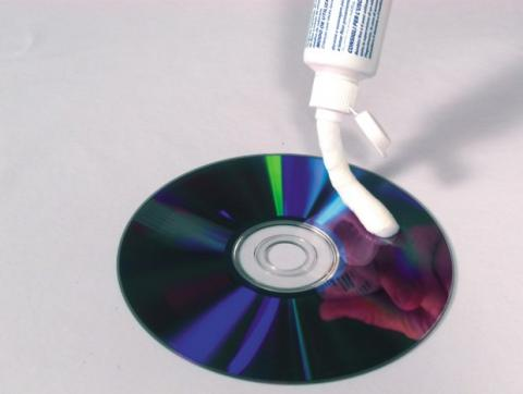 Reparar CD