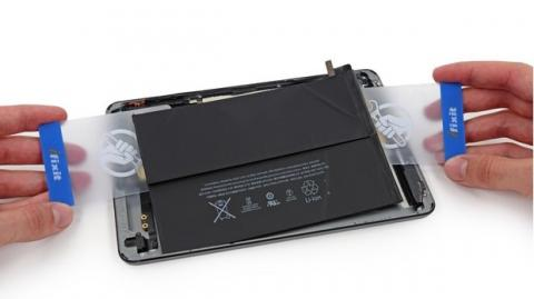 bateria iPad Mini Retina