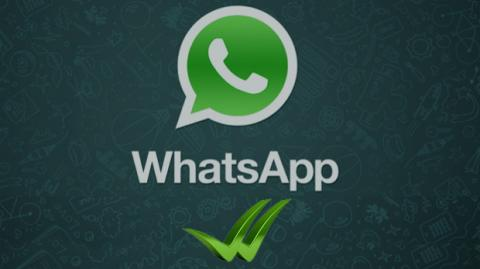 Whatsapp doble check