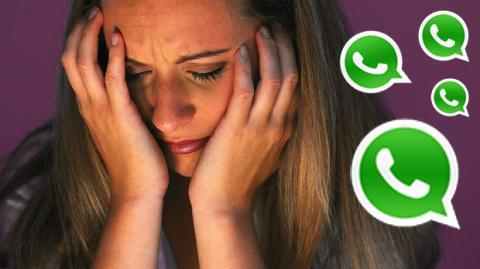 Acoso por Whatsapp a exnovia aportado como prueba en juicio