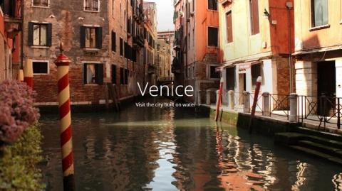 Google Street View Venecia