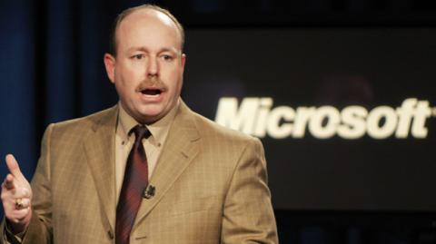 kevin turner CEO microsoft