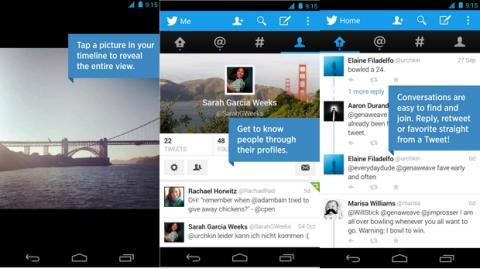 Twitter se arrepiente de su nueva interfaz, vuelve a la vieja
