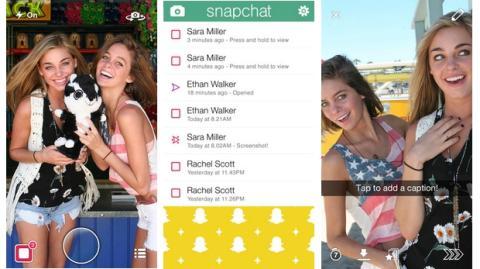 Snapchat rechaza ofertas multimillonarias de Facebook y Google