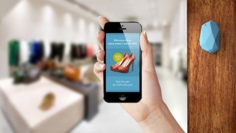 Apple comienza a instalar iBeacons en sus tiendas